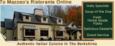 Mazzeo's Ristorante- a GREAT place for a reception, rehearsal dinner or bridal shower!