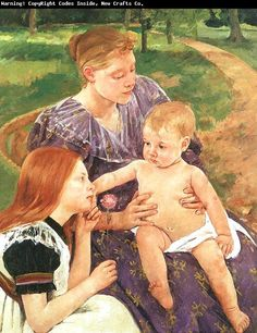 Mary Cassatt - Bing Images