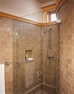 frameless shower door