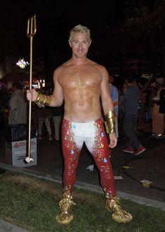 King Neptune Hollywood Costume 52