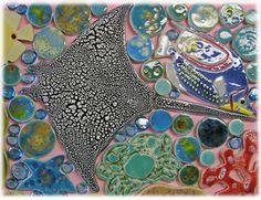 custom made ceramic tile decorative ceramic tile custom hand made tile tiles - Decorative Ceramic Tile
