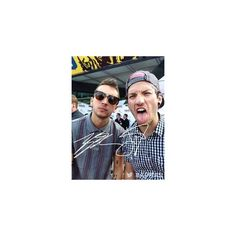 Twenty One Pilots ❤ liked on Polyvore featuring people and photo