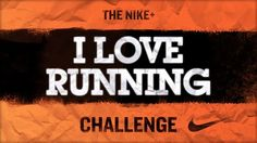 #I Love Running Challenge