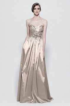 a31e0920a2f Watters Maids Dress 7716. I did it in this color so you could see the