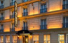 Hotel Balmoral—Paris, France. #Jetsetter