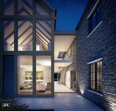 """This is not a photograph, this is a photo-realistic rendering from a SketchUp Model. The program that created this """"picture"""" is called V-ray."""