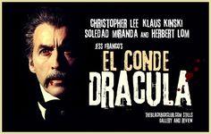 The Black Box Club: JESS FRANCO'S EL CONDE DRACULA : CHRISTOPHER LEE : KLAUS KINSKI STILLS GALLERY AND REVIEW