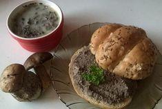 Jednoduchá játrová paštika s houbami Dairy, Cheese, Food, Meals, Yemek, Eten