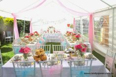 High Tea Bridal Shower by The Candy Queen