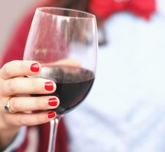 Got a case of the Monday blues? Wash it away with a fine glass of wine. #WineAboutIt