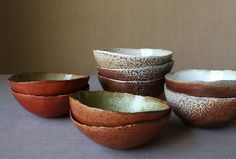 Stephanie Basralian Ceramics - Gallery