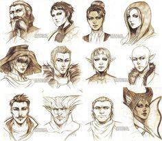 Because Dragon Age. http://virak.deviantart.com/art/The-Inquisition-467302642