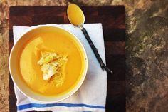 meatless monday butternut squash soup