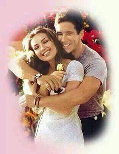 Telenovela Rosalinda... Thalia, Hey You, I Miss You, My Childhood, Favorite Tv Shows, Religion, Mosquitos, Entertaining, Couple Photos