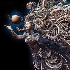 3D Art by Meats Meier