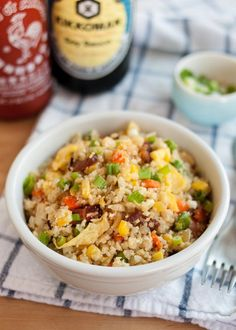Recipe: Fried Cauliflower Rice | Kitchn