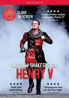 Henry V DVD - Shakespeare's Globe - Jamie Parker