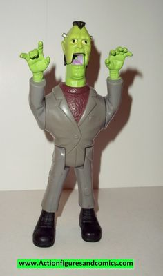 ghostbusters FRANKENSTEIN MONSTER 1988 complete the real kenner action figure