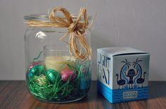 Einmal Ostern im Glas bitte. Dieses Jahr verschenke ich AVEDA Earth Month Kerzen :) Welt retten ist das neue rebellieren!!   http://365fuckyoutoos.blogspot.de/2014/04/give-me-one-good-reason-why-i-should.html