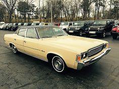 1973 AMC Ambassador, 360/Auto