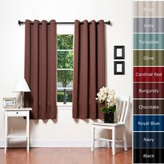 Blackout Curtains Bedroom