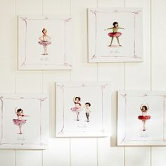 Dainty Room Decor For Your Budding Ballerina If Your Little Girl Is A Ballerina At Heart