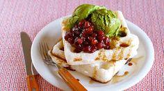 COOKLABO: How to make Moffuru (mochi waffle) Video Recipe