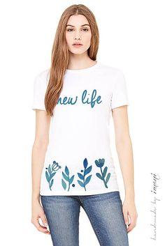 Dámske tričko NEW LIFE
