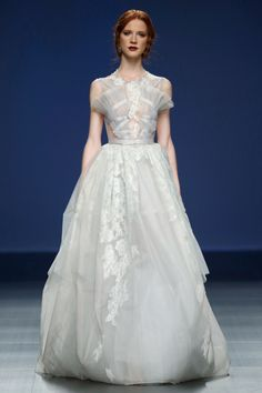 Marco&Maria – M&M 2016 Bridal Kollektion Barcelona Bridal Fashion Week http://www.hochzeitswahn.de/inspirationsideen/marcomaria-mm-2016-bridal-kollektion/ #weddingdress #fashion #style