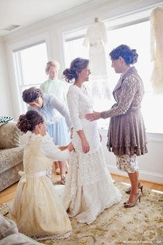 Proudly to say this is our very own Lauren Hammond w/ her mom, Penny Carpenter, First Lady of FAC of Maryville. South Carolina Wedding by Watson-Studios Photography
