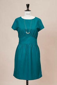 un été en automne : La collection 2014: Robe Louise