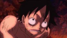 Monkey D. Luffy vs Black Arm Zephyr