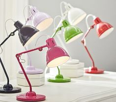 Solid Task Lighting #pbkids