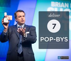This week deliver 7 Pop-Bys to your favorite clients. Pop-Bys are so effective…