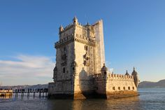 The Tower of Belem, Portugal