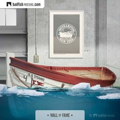 Poster S, Poster Prints, Art Prints, Fisher, Southampton New York, Do It Yourself Furniture, Wall Of Fame, Alternative Movie Posters, Rms Titanic