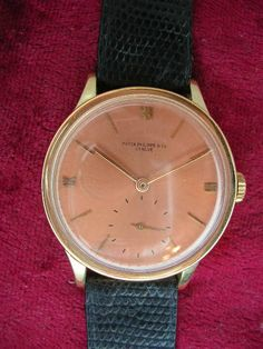 1942 Vintage Patek Philippe Watch