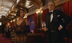 From Doctor Who to Broadchurch, Mad Men to Game of Thrones - get the TV look for London Fashion Week / Doctor Who - Clara's 1920s flapper