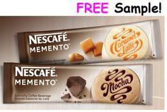 FREE Nescafe' Memento!