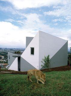 Casa en el Desierto Los Leones / Dellekamp Arquitectos