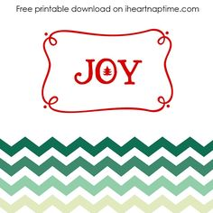 Free printable download