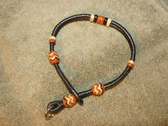 Braided Kangaroo Leather Dog Collar - 8 Plait, Pineapple Knots - Made To Order by hitidecreations on Etsy https://www.etsy.com/listing/214315051/braided-kangaroo-leather-dog-collar-8