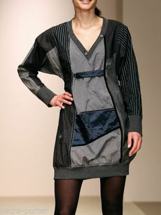 I got it : )  DESIGUAL.  Murcielago (bat dress)
