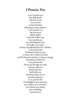 Trendy wedding vows that make you cry quotes note 40 Ideas Wedding Vows That Make You Cry, Wedding Vows To Husband, Wedding Poems, Wedding Readings, Funny Wedding Vows, Modern Wedding Vows, Love Poems, Love Quotes For Him, Husband Quotes