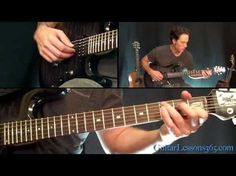 LEARN THIS SONG!!! ▶ Nothing Else Matters Guitar Lesson Pt.1 - Metallica - Intro & Chords - YouTube I love this guy! He teaches awesome, but his fingering examples are a little complicated...