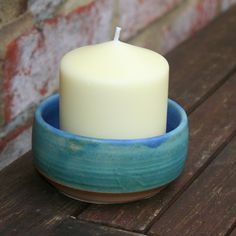 Handmade turquoise blue ceramic decorative dish for jewellery & candles Ceramic Bowls, Stoneware, Jewelry Candles, Small Gifts, Safe Food, Pillar Candles, Turquoise, Ceramics, Dishes