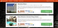 Earn airlines frequent flyer miles on hotels with RocketMiles