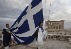 flag greek Kai, Greek Flag, Greek Warrior, Acropolis, Athens Greece, Ancient Greece, Armed Forces, The Locals, Mom And Dad