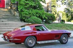 1967 Corvette Stingray Fastback