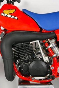 Honda CR 480 R 1983